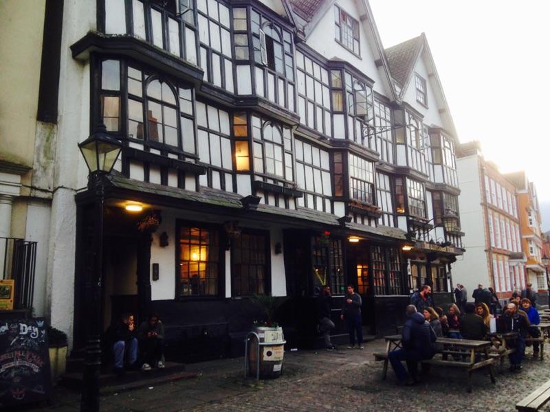 Llandogger Trow Pub Bristol