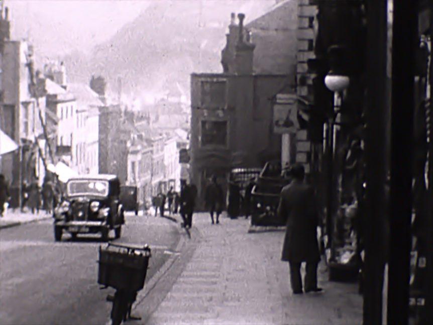 Lewes High Street 1938